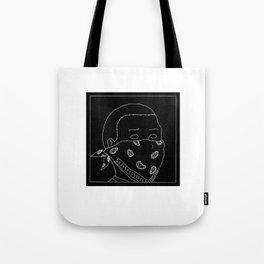 Bandana Boy Tote Bag