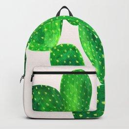 Bunny ears cactus Backpack