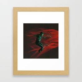 Viscous Framed Art Print
