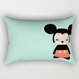 A Boy - Mickey Mouse Rectangular Pillow
