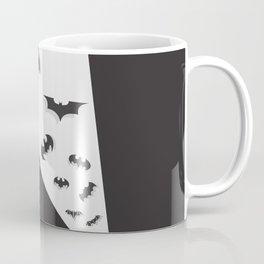 Evolution of the Bat Coffee Mug