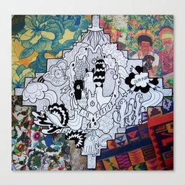 Ché Boludo Canvas Print