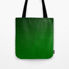 Emerald Green Ombre Design Tote Bag