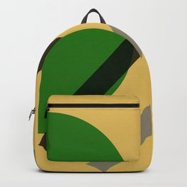28   181211  Simple Geometry Shapes Backpack