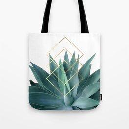 Agave geometrics Tote Bag