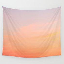 Evening Sky Wall Tapestry