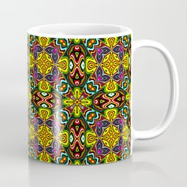 Native American Fashion Pattern Sixten Coffee Mug