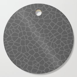 Staklo (Gray on Gray) Cutting Board
