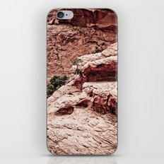 THE HEART OF THE MOUNTAINS iPhone & iPod Skin