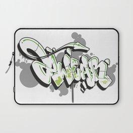 2wear Mesk fresh graffiti style Laptop Sleeve