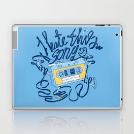 Sad song Laptop & iPad Skin