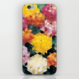 Chrysanthemums 2 iPhone Skin