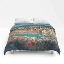 It's been Nice, France Comforters