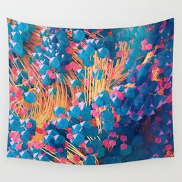 Gemtrails.2018 Wall Tapestry