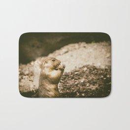 Prairie dog Bath Mat