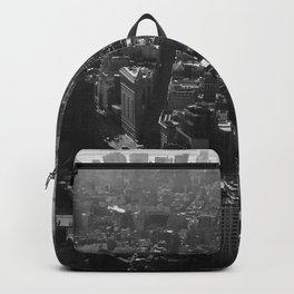 Manhattan Skyline, NY, fine art print, new york city, high quality photo Backpack
