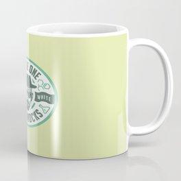 I'm the one who knocks Coffee Mug