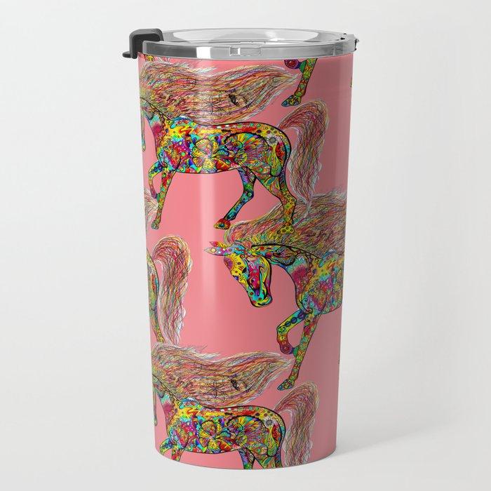 Wanderer: Spirit of Freedom Travel Mug