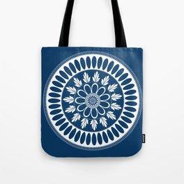 Botanical Ornament Tote Bag
