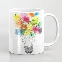 Creative brain Coffee Mug