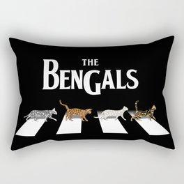 The Bengals Rectangular Pillow