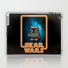 Bear Wars - Bobba Furry Laptop & iPad Skin
