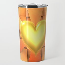Hearts & Bows Travel Mug