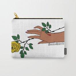 Stigmata Rosa - Coatlicue Carry-All Pouch
