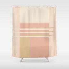 Glitch 7 Shower Curtain