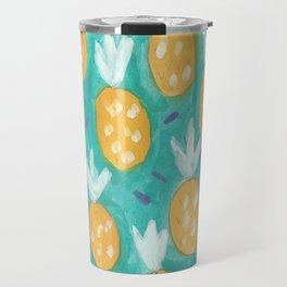 Fresh Pineapples Travel Mug