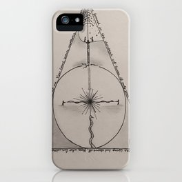 There Once Was a Boy Named Harry... iPhone Case