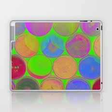 The Lie is a Round Truth 2 Laptop & iPad Skin