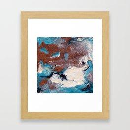 Cosmic Blend Two Framed Art Print