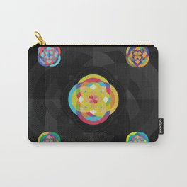 Sacred tiles Carry-All Pouch
