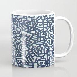 SIGNOS EN BLANCO Y NEGRO Coffee Mug