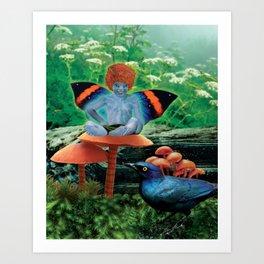 Good Fairy Art Print