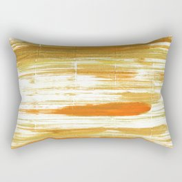 Maximum Yellow Rectangular Pillow