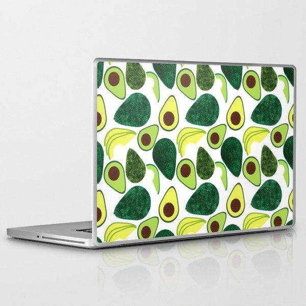 Avocados Laptop & iPad Skin