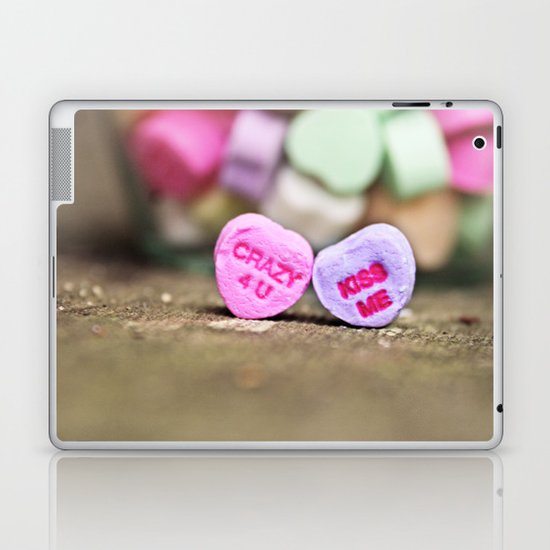 Crazy 4 U Laptop & iPad Skin