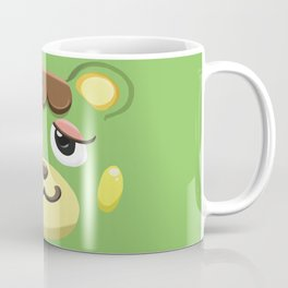 Animal Crossing Charlise Coffee Mug