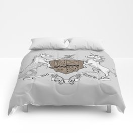 coat of arms Comforters