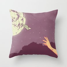 Everything's Alright Throw Pillow