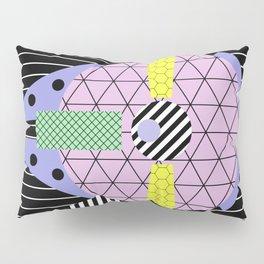 Millennium Falcon Geometric Style - Pastel, abstract design Pillow Sham