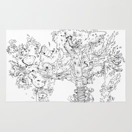 Pasolini`s Garden Rug
