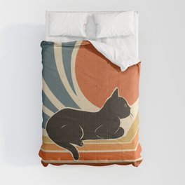 Evening time Comforters