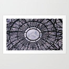 Ornate Metal Dome Art Print