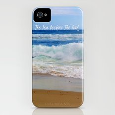 The Sea Beckons The Soul Slim Case iPhone (4, 4s)