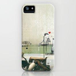 Beauté & Jeunesse iPhone Case