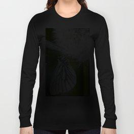 Butterfly dandelion Long Sleeve T-shirt