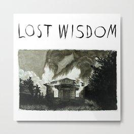 Mount Eerie - Lost Wisdom Metal Print